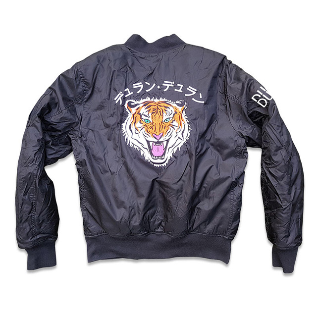 Duran Duran JAPANESE TIGER Item