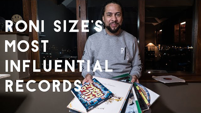 Roni Size's most influential records - The Vinyl Factory