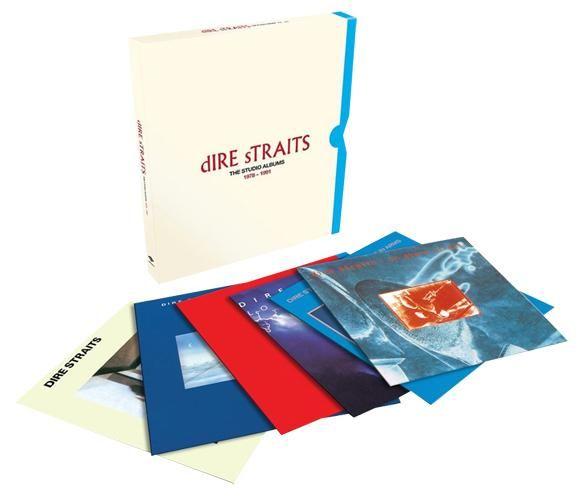 Dire Straits / Studio Albums 1978-1991 [180g LP/Boxset]