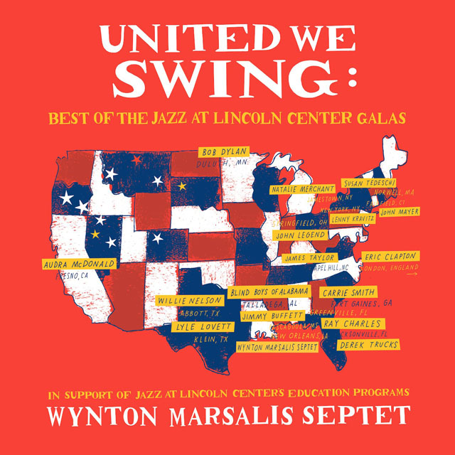 VA / United We Swing: Best of the Jazz at Lincoln Center Galas