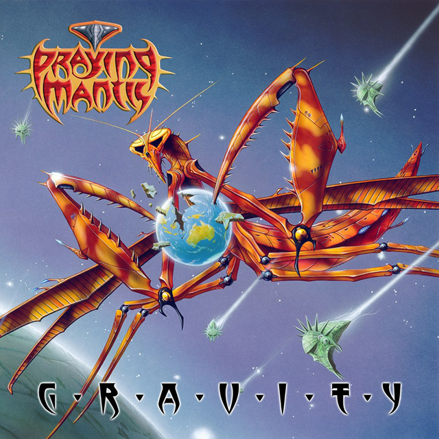 Praying Mantis / GRAVITY
