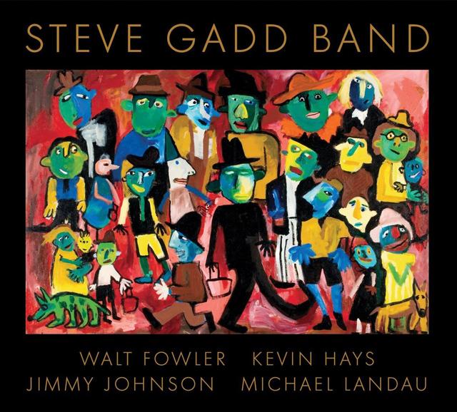 Steve Gadd Band / Steve Gadd Band