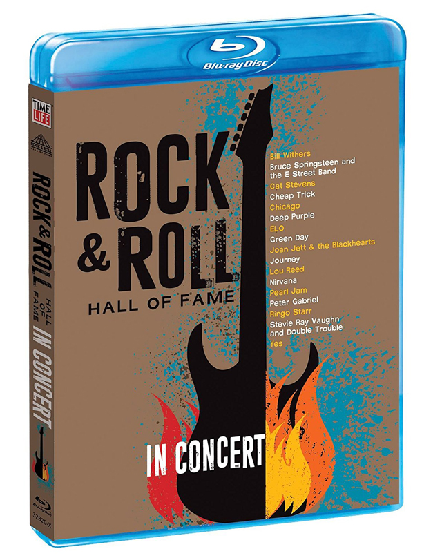 VA / Rock and Roll Hall of Fame: In Concert [2Blu-ray]