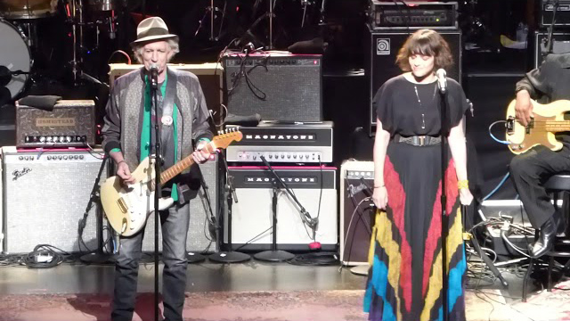 Keith Richards, Norah Jones