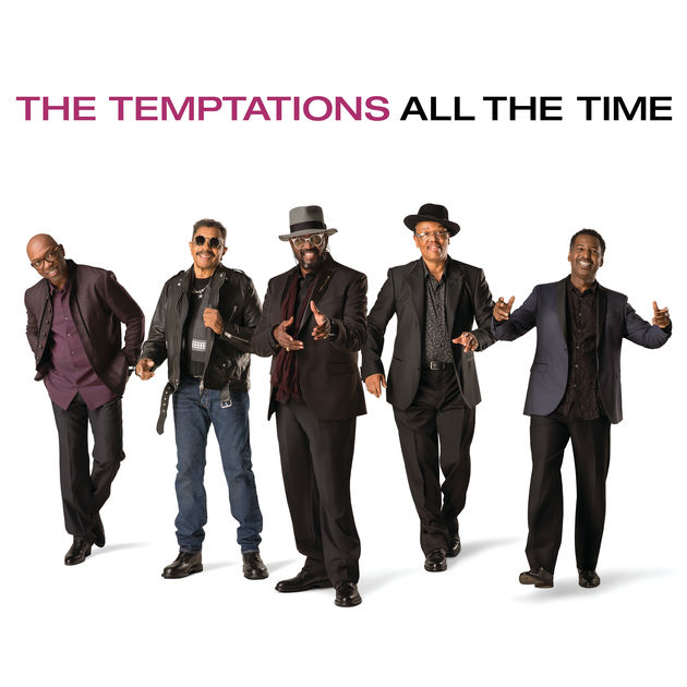 The Temptations / All The Time