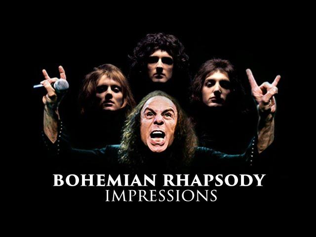 Parasyche / Queen - Bohemian Rhapsody (ROCK IMPRESSIONS COVER)