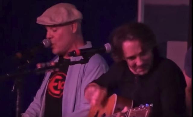 Thomas Dolby & Rick Springfield