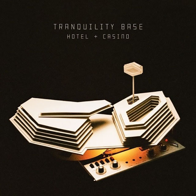 Arctic Monkeys / Tranquility Base Hotel & Casino