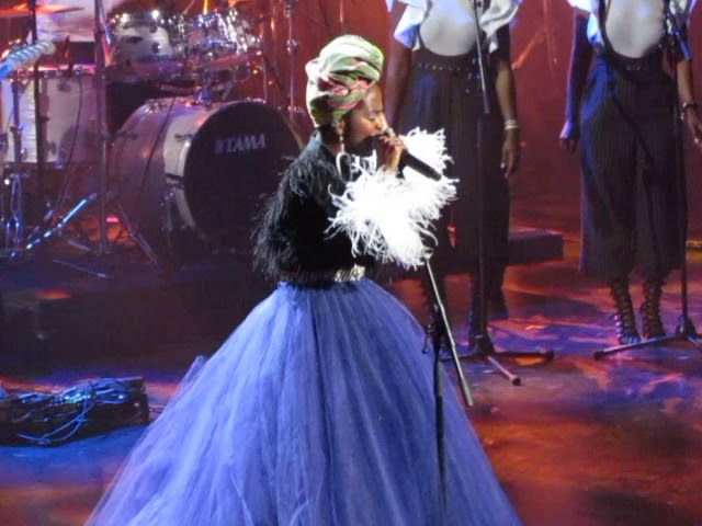 Ms. Lauryn Hil - The Rock And Roll Hall Of Fame 2018