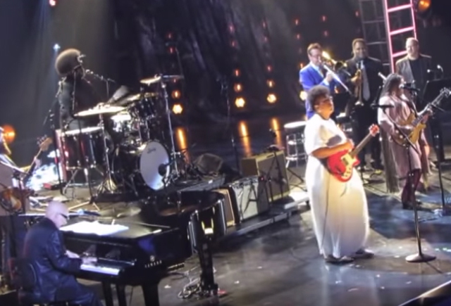 Brittany Howard, Questlove - 2018 Rock & Roll Hall of Fame