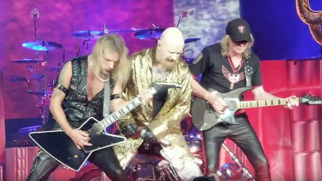 Judas Priest - 04-15-2018, ShoWare Center, Kent, WA