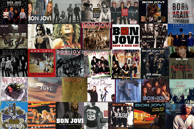 All 334 Bon Jovi Songs, Ranked Worst to Best - Ultimate Classic Rock