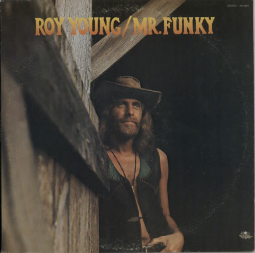 ROY YOUNG / MR.FUNKY