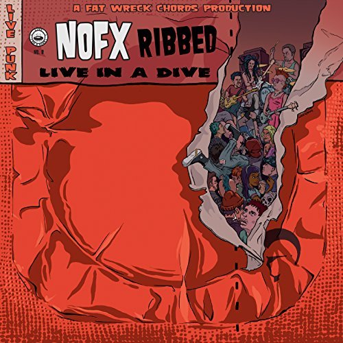 NOFX / Ribbed - Live In A Dive