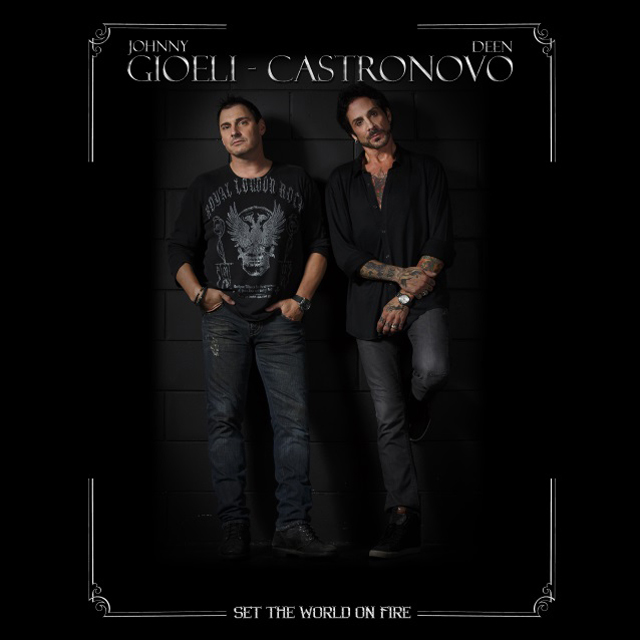 Gioeli - Castronovo / Set the World on Fire