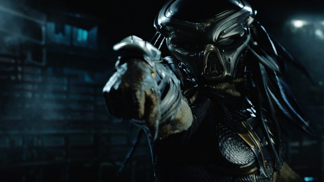 The Predator (C)2018 Twentieth Century Fox Film Corporation
