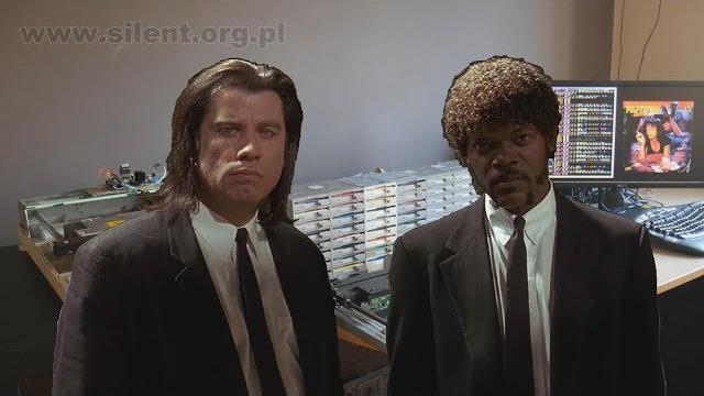 The Floppotron: Misirlou (Pulp Fiction Theme)