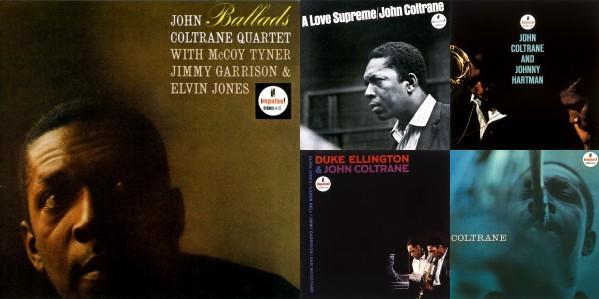 TOWER RECORDS presentsJOHN COLTRANE IMPULSE SA-CD HYBRID SELECTION