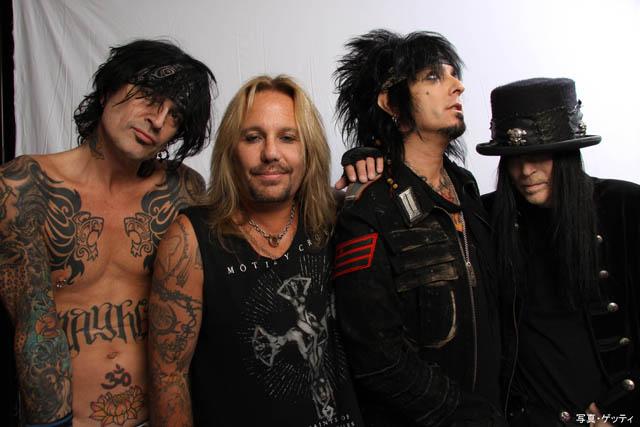 Mötley Crüe - 写真・ゲッティ