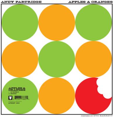 Andy Partridge / Apples & Oranges / Humanoid Boogie