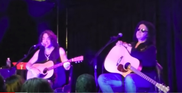 Gene Simmon's Vault: with Paul Stanley