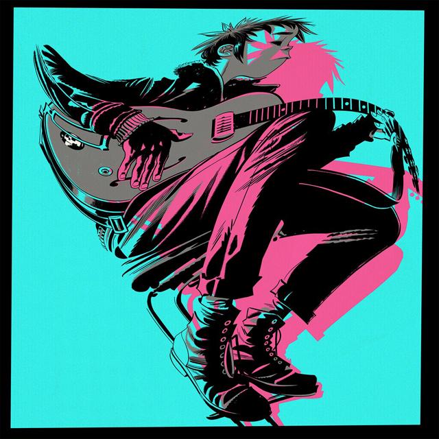 Gorillaz / The Now Now