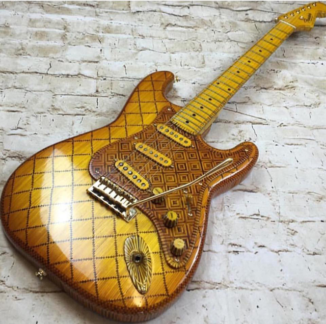Matchsticks Guitar
