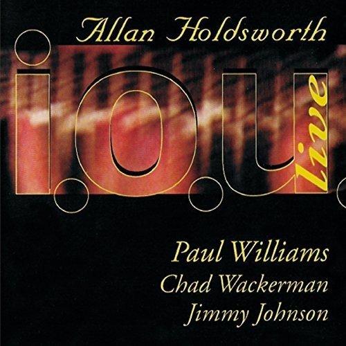Allan Holdsworth / I.O.U. LIVE 1984