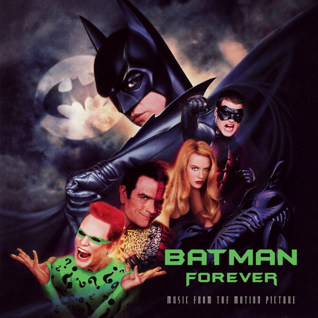 VA / Batman Forever: Music From The Motion Picture