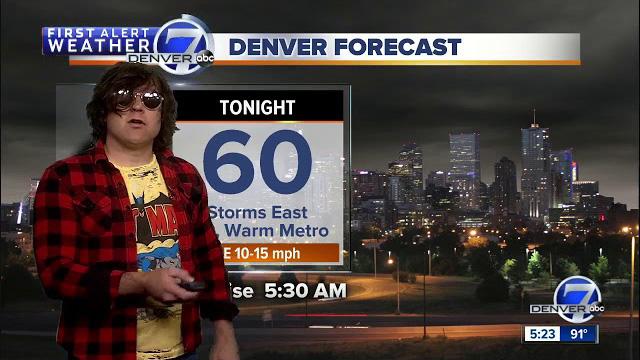 Ryan Adams - Denver7 weatherman