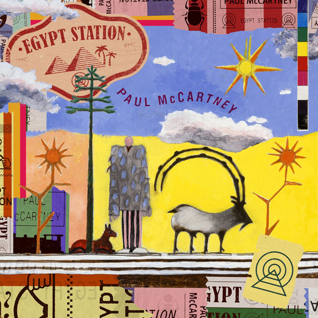 Paul McCartney / Egypt Station