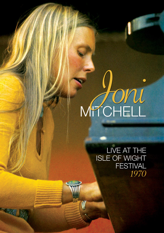 Joni Mitchell / Both Sides Now Live At The Isle of Wight Festival 1970