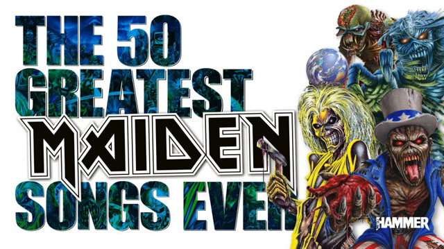 Metal Hammer - The 50 best Iron Maiden songs of all time