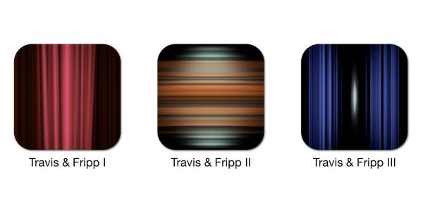 Travis & Fripp I-III