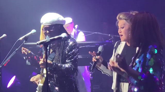 Nile Rodgers & CHIC with Sheila