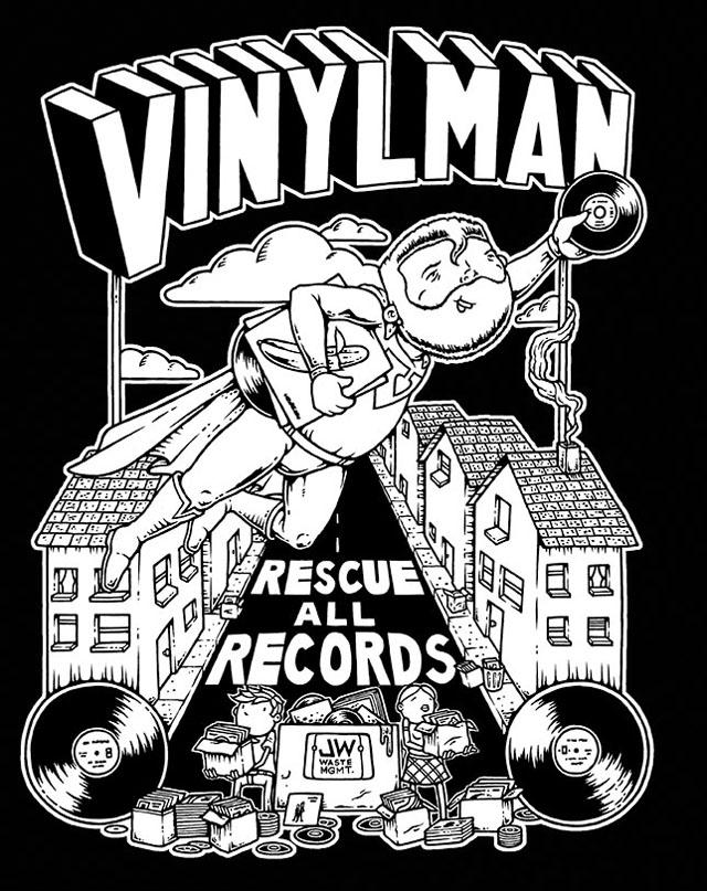 Vinyl-Man