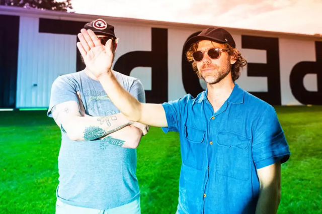 Big Red Machine - Bon Iver's Justin Vernon and the National's Aaron Dessner