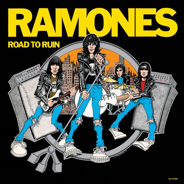 Ramones / Road to Ruin