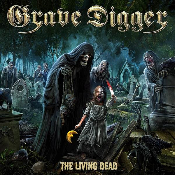 Grave Digger / The Living Dead