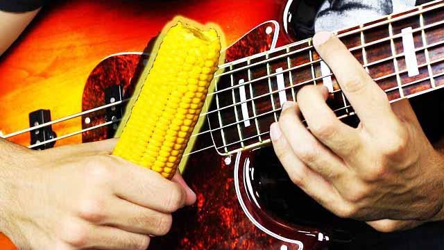 Korn played with corn - Davie504