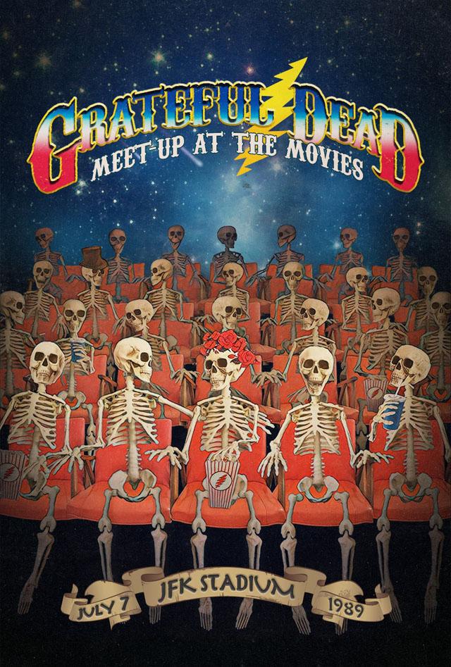 8th Annual Grateful Dead Meet-Up at the Movies - J.F.K Stadium, Philadelphia, PA 7/7/89