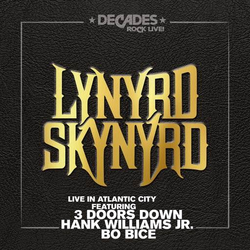 Lynyrd Skynyrd / Live In Atlantic City