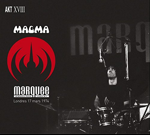 MAGMA / LIVE AT MARQUEE CLUB LONDON