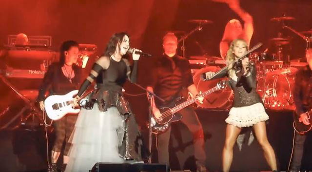 Evanescence with Lindsey Stirling