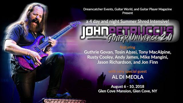 John Petrucci's Guitar Universe 2.0