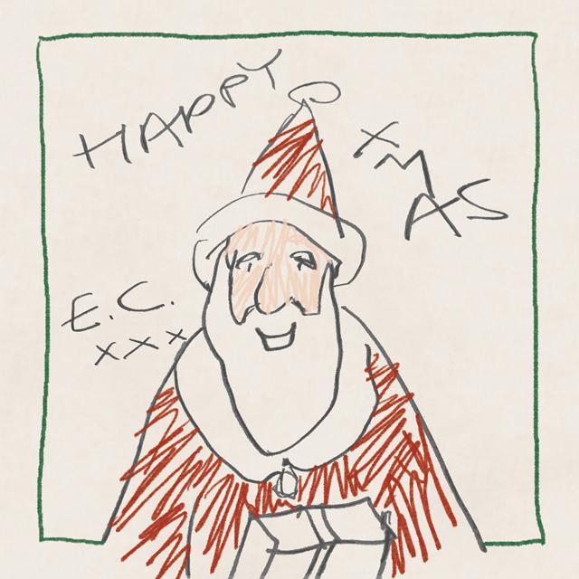 Eric Clapton / Happy Xmas