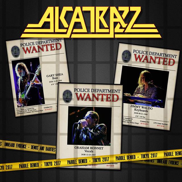 Alcatrazz / Parole Denied - Tokyo 2017