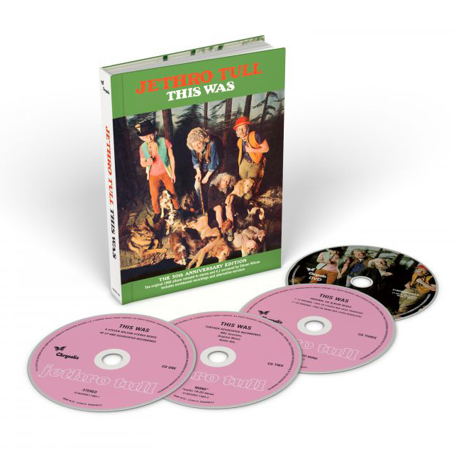 Jethro Tull / This Was - 50th anniversary edition