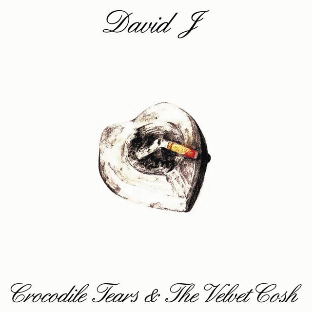 David J / Crocodile Tears And The Velvet Cosh