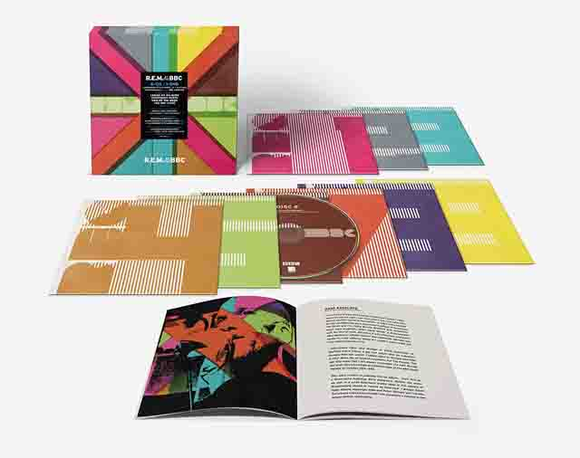 R.E.M. / R.E.M. At The BBC [8CD+DVD]